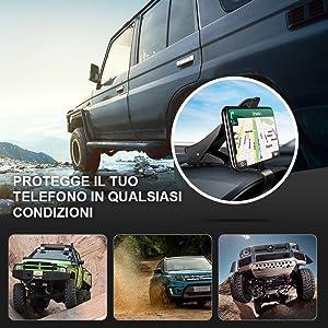 supporto telefono auto