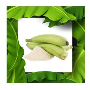 Raw Banana Flour Healthy Vegan Gluten Free Atta