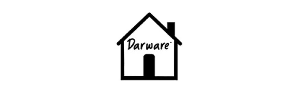 darware utensils serving spoons towels dishes plates kitchen eating