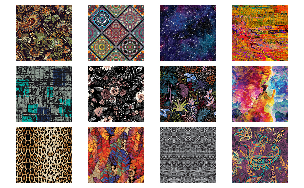 cute patterns colorful flower floral heart paisley stripes cats animals elephant roses us flag