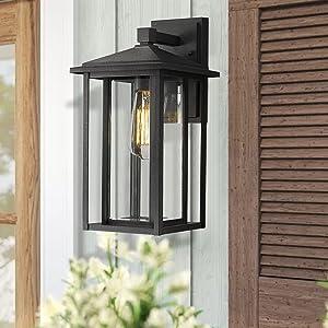 exterior wall lantern