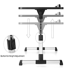 Adjustable Laptop Stand Be