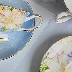 tea set details