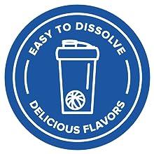Easy to dissolve