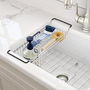 Sink organizer caddy