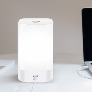 Night Financial sales sale Light Portable Table Sensor Bedside ...