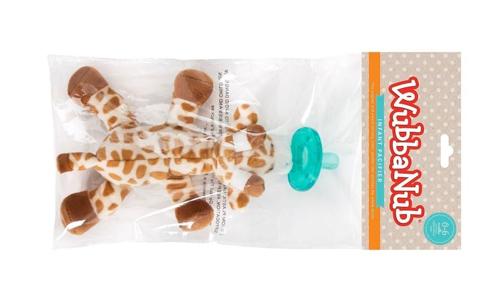 craft header card giraffe