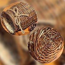 vase details