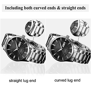 metal watch band for men metal 12mm watch band for women stainless steel watch band for men