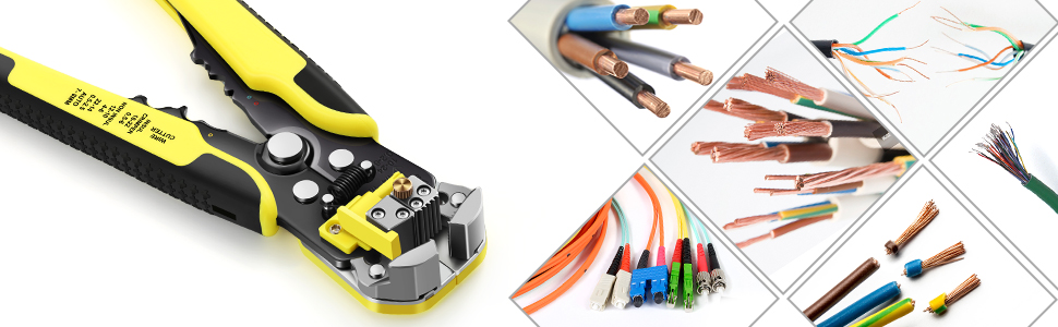 Multi-Function Wire Stripper