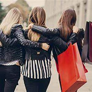 for shopping