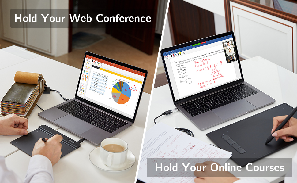 online courses/web conferencing