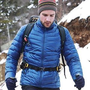 mens packable puffer jacket