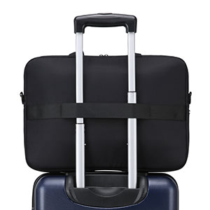 black work bag