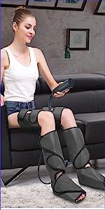 Air Compression Massager Machine