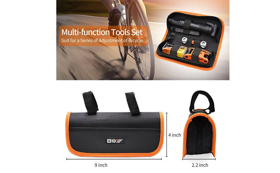 Bicycle Repair Kit Bag