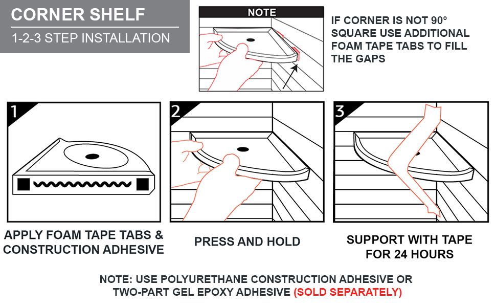 easy step by step installation instruction diagram