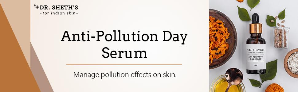 Dr Sheth's Anti-pollution Day Serum(30ml)