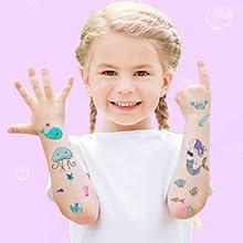 cartoon tattoo stickers