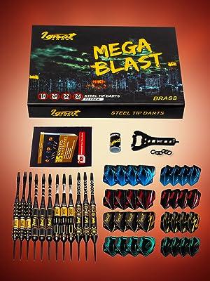 set of darts