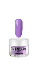 violet powder