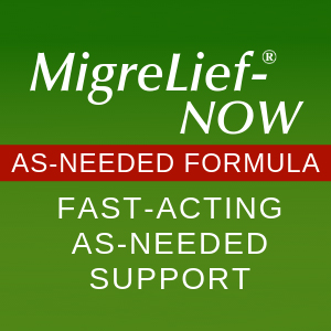 The MigreLief Nutritional Migraine Regimen