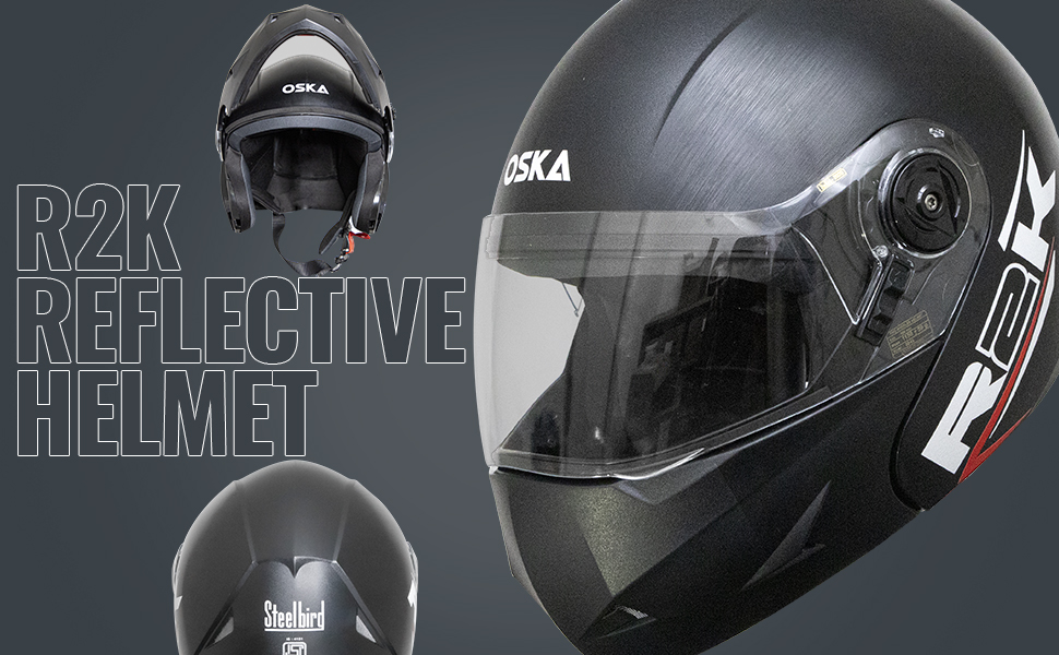 reflective helmet