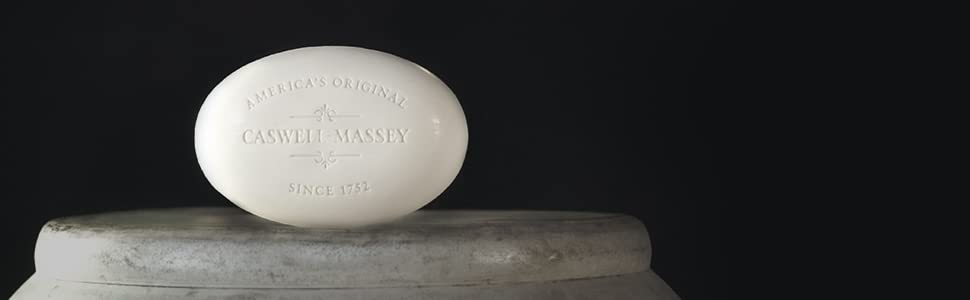 Caswell-Massey Triple-Milled Soap