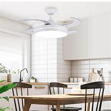 ventilateur plafond silencieux avec lumiere