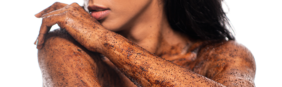 arabica coffee body scrub face wash face scrub face mask