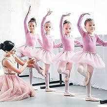 dance class room tutu