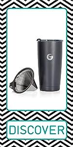 Coffee Gator Travel Coffee Mug