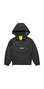 Boy's Chic Rain Jacket