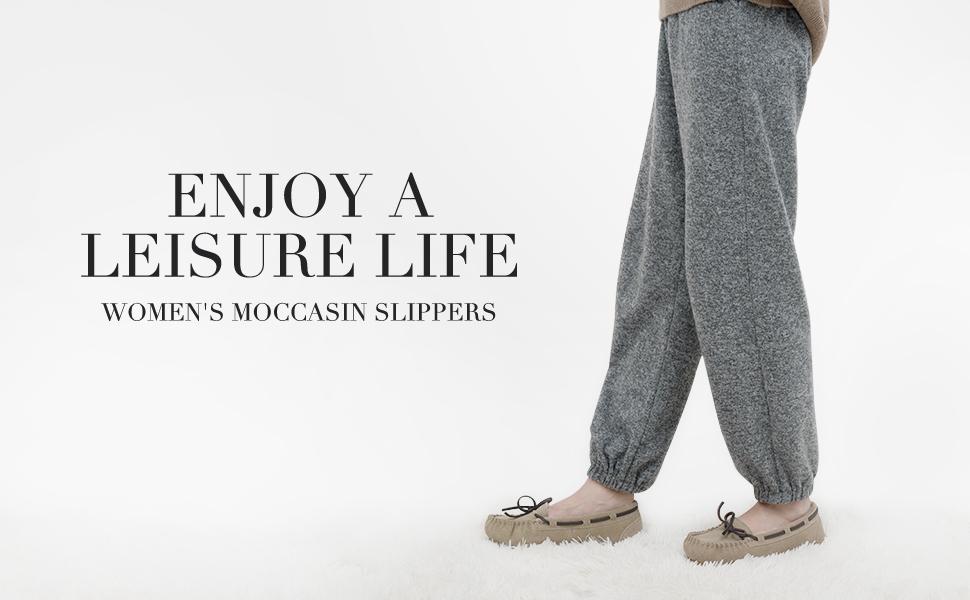 enjoy a leisure life