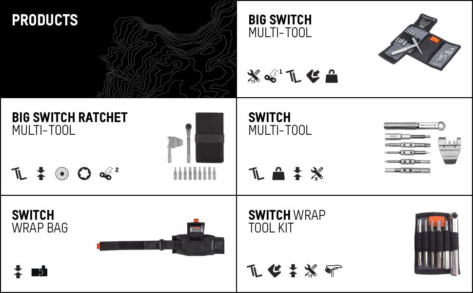 Blackburn Switch Wrap