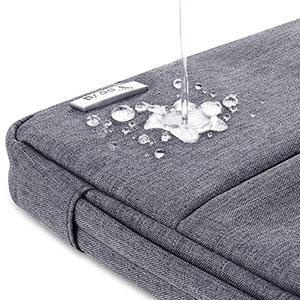 Voova bolsa impermeable para portátil gris