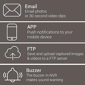 Smart Motion Alerts