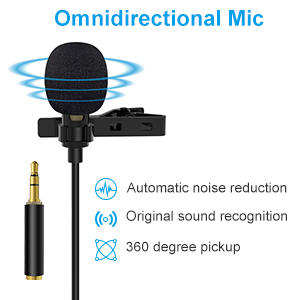 mic omnidirectional