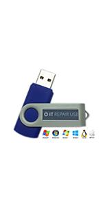 IT Repair USB Boot Drive