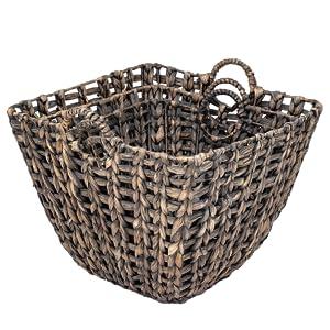 Tall Wicker Basket