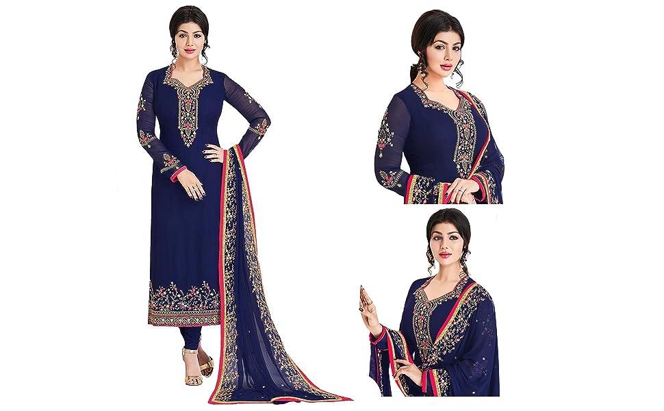 party wear salwar suit dress