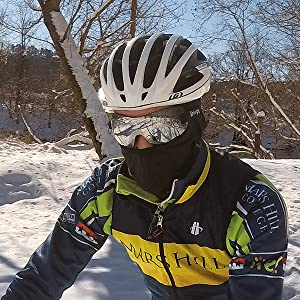 Kroops 13-Five Goggles Winter Cycling