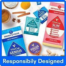 responsibly designed