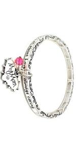 teenager gifts for girls bangles for women charm bracelet cuff bracelets for women inspirational