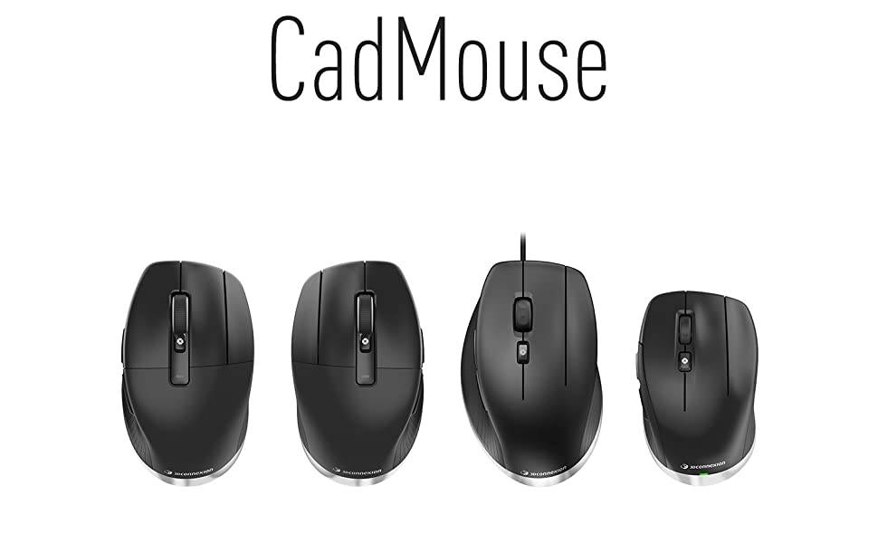 CadMouse family