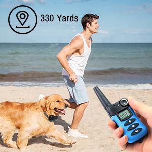 pet trainer shock collar