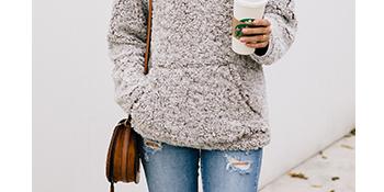 Womens sweatshirts with pocket