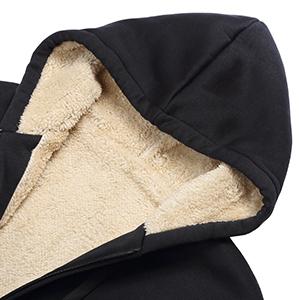 hoodie zip up