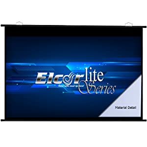 elcor projector screen 84 Inches