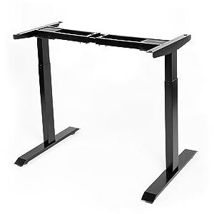 standing desk frame standing desk electric electric height adjustable standing desk frame